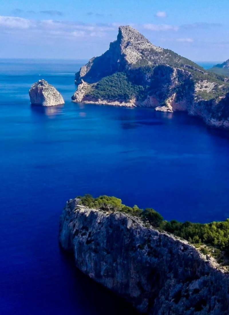 The Balearics
