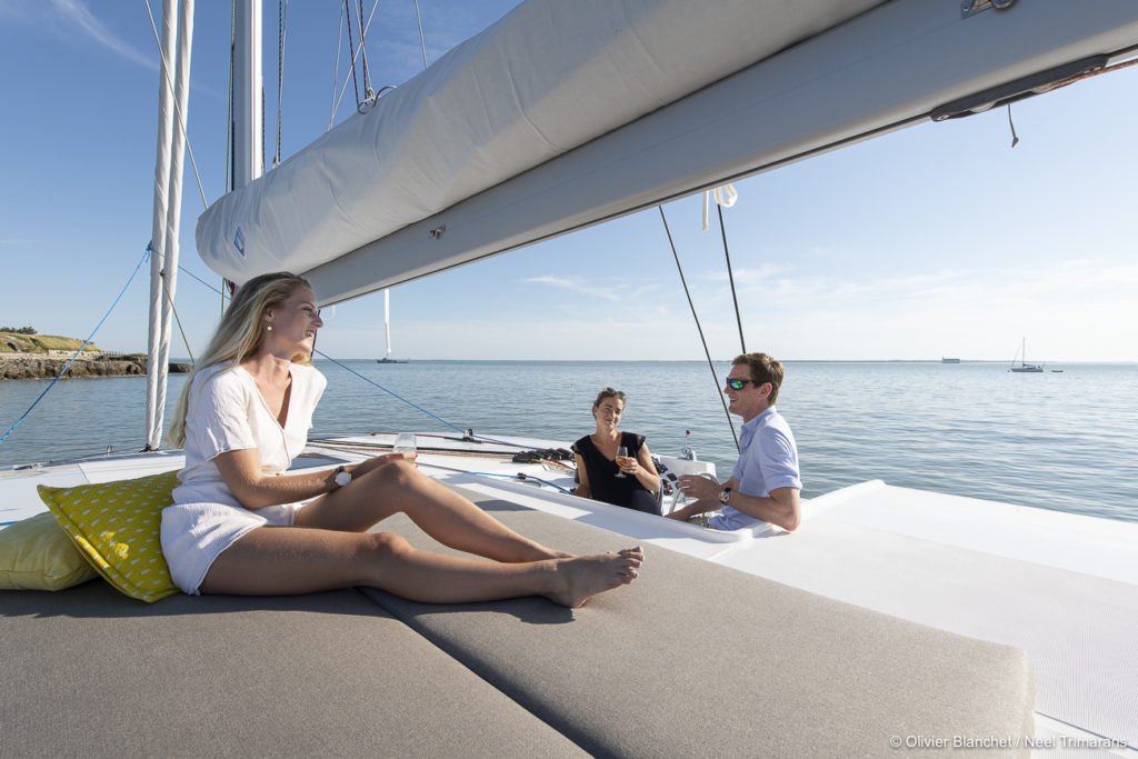 How do you look after yourself on board a sailing boat? 5